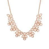 August Woods Blush Pink Necklace