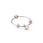 PANDORA Rose In My Heart Bracelet