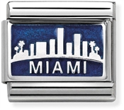 Nomination Miami Skyline Charm