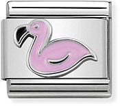 Nomination Pink Flamingo Charm