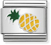 Nomination Pineapple Charm