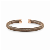 Nomination Essenzia Black & Rose Gold Bracelet