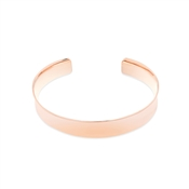 August Woods Rose Gold Bangle