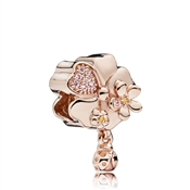PANDORA Rose Wildflower Meadow Charm