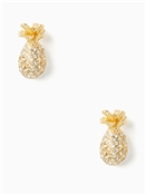 Kate Spade New York By The Pool Pave Pineapple Mini Studs