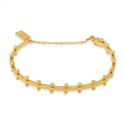 Kate Spade New York Gold Standard Double Studded Bracelet