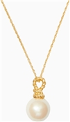 Kate Spade New York Sailors Knot Mini Pendant