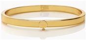 Kate Spade New York Thin Hinge Gold Bangle