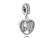 PANDORA 60 Years of Love Pendant Charm