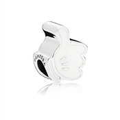 PANDORA Disney, Mickey Iconic Glove Charm