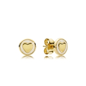 PANDORA Sweet Statements PANDORA Shine Stud Earrings