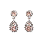Lily & Rose Sofia Silk Drop Earrings