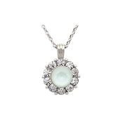 Lily & Rose Sofia Sugar Mint Necklace