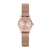 CLUSE La Vedette Mesh Full Rose Gold Watch