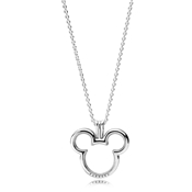 PANDORA Disney, Mickey Locket Necklace