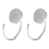 Pilgrim Amalia Silver Plated Earrings