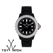 ToyWatch Plasteramic Stones Small Black