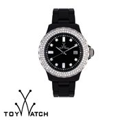 ToyWatch Plasteramic Stones Black