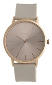 Pilgrim Aurelia Rose Gold Plated Nude Watch