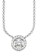 Thomas Sabo Halo Necklace
