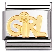 Nomination Girl Charm