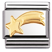 Nomination Shooting Star Charm