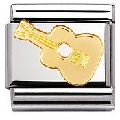 Nomination Guitar Charm