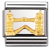 Nomination Tower Bridge Charm