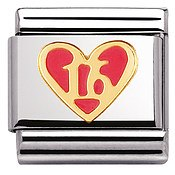 Nomination Sweet 16 Charm