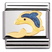 Nomination Dolphin Charm