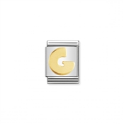 Nomination BIG Letter G Charm