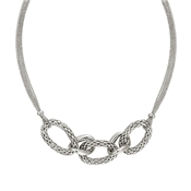 Nomination Cortina Silver Necklace
