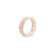 August Woods Rose Gold Crystal Star Ring
