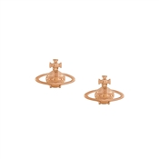 Vivienne Westwood Suzie Rose Gold Earrings