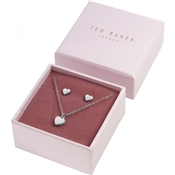 Ted Baker Silver Amoria Sweetheart Gift Set