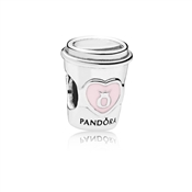 Pandora Drink To Go Charm