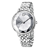 Swarovski Crystal Lake Stainless Steel Watch