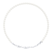 Swarovski Louison Pearl All Around Necklace