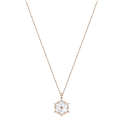 Swarovski Magic Rose Gold Necklace
