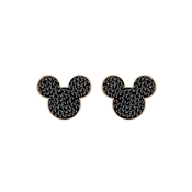Swarovski Mickey Earrings