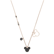Swarovski Mickey Necklace