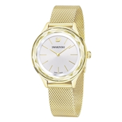 Swarovski Octea Nova Gold Watch