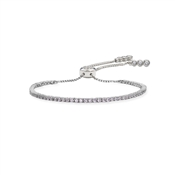 Carat* London Lexi White Pull Bracelet