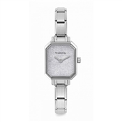 Nomination Silver Glitter Paris Watch
