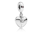 PANDORA Family Locket Pendant Charm