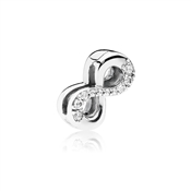 Pandora Silver Reflexions Sparkling Infinity Charm