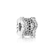 PANDORA Lace of Love Spacer Charm
