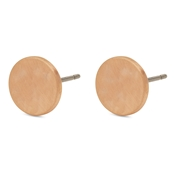 Pilgrim Rose Gold Arden Earrings