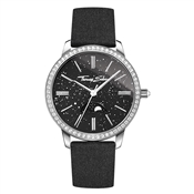 Thomas Sabo Moonphase Black Womens Watch