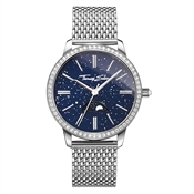 Thomas Sabo Moonphase Blue Womens Watch